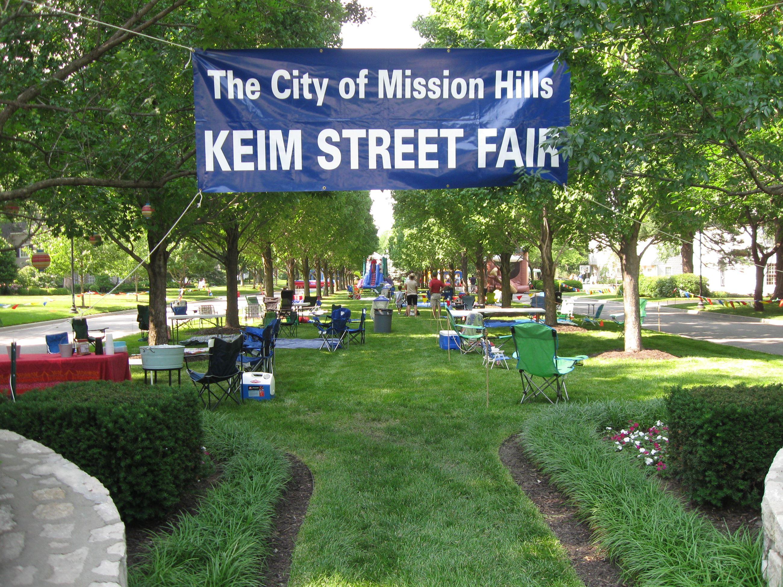Keim Street Fair